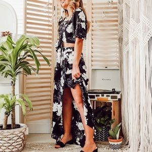 Nolita Floral Two Piece Set
